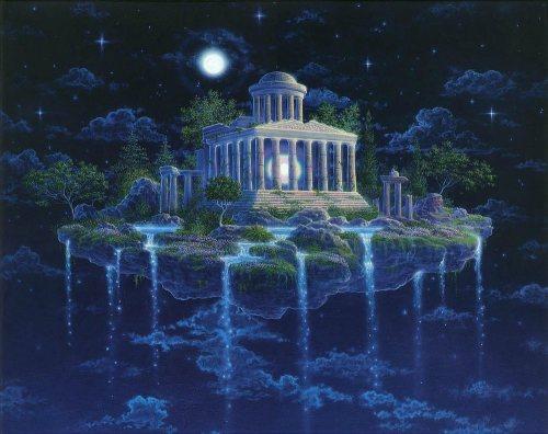 Създайте си астрална крепост
