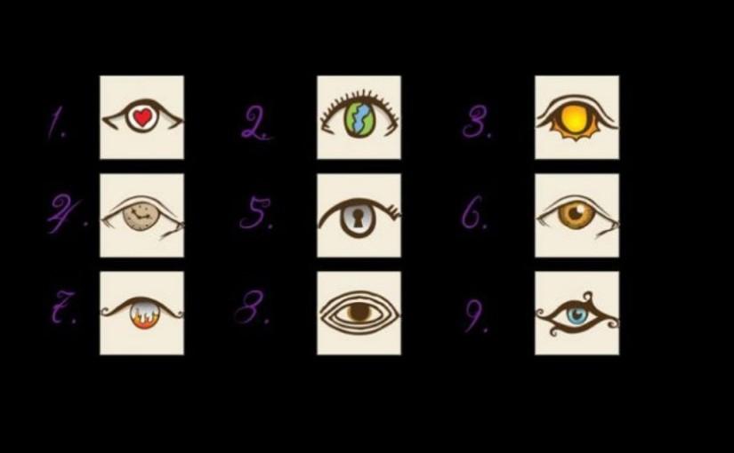 Какво предсказва окото
