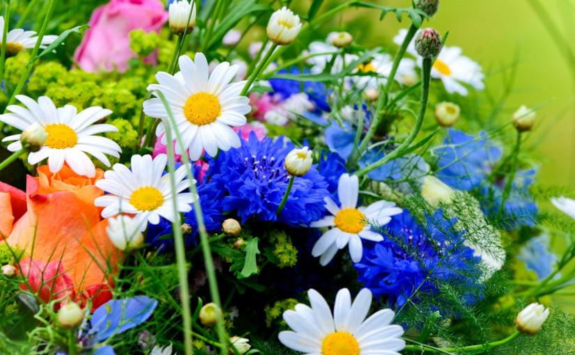 Гадание с цветя