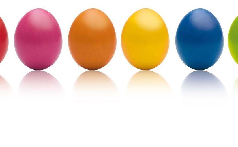 Цветoвете на великденските яйца – какво символизират?