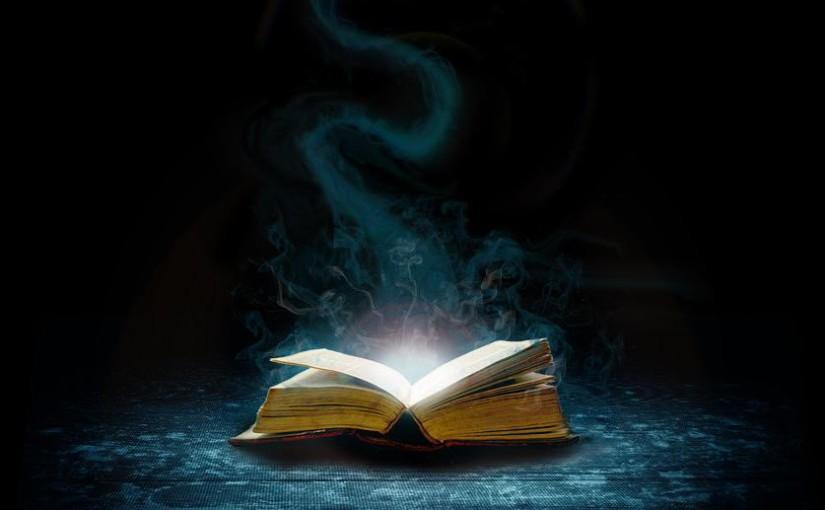 Гадания с книга