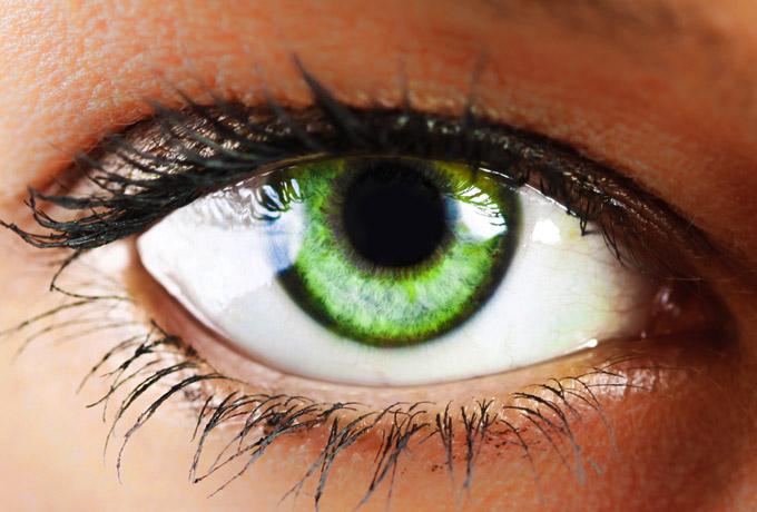 Зелените очи – тайни и загадки