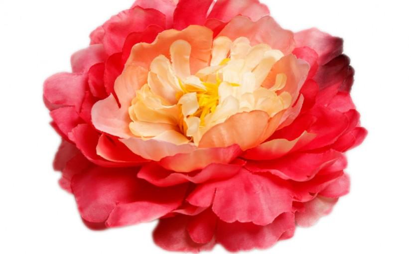 Изхвърлете изкуствените цветя