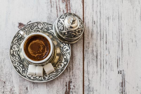 Гледането на кафе